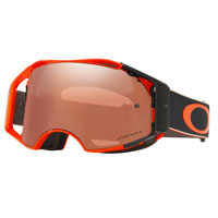 Oakley Airbrake Mx Prizm™ Dungey Fastline Orange Signature - Lente Black