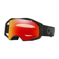 Oakley Airbrake Mx Prizm™ Factory Pilot Blackout - Lente Torch