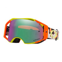 Oakley Airbrake Mx Prizm™ Thermo Camo Army Orange - Lente Jade