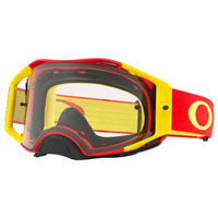 Oakley Brake Mx Rouge Jaune