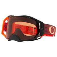 Oakley Airbrake Mx Prizm™ Equalizer Red Orange Lens Bronze