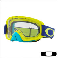 Oakley O2 Mx Lime Blue