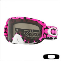 Oakley O2 Mx Tld Faded Dot Pink - Lente Dark Grey