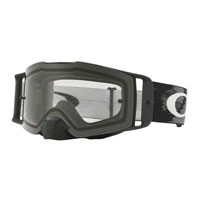 Oakley Front Line Mx Matte Black Speed
