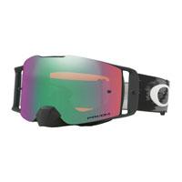 Oakley Front Line Mx Matte Black Speed Lens Prizm™ Jade