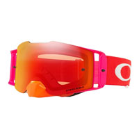 Oakley Front Line Mx Pinned Race Orange Red - Lente Prizm™ Torch