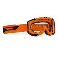Progrip 3400tr Menace Occhiale Croos Enduro Arancio