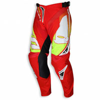 Ufo Pantalone Cross Enduro Sequence Rosso
