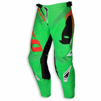 Ufo Pantalone Cross Enduro Sequence Verde