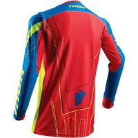 Thor Prime Fit Paradigm Lime/blue Jersey