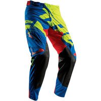 Thor Prime Fit Paradigm Lime/blue Pant