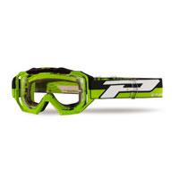 Progrip 3200 Ls Venom Occhiale Cross Enduro Verde