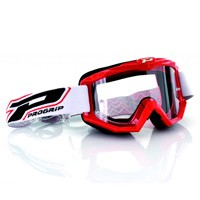 Progrip 3201tr Mx Goggles Atzaki Transparent Red