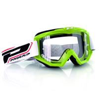 Progrip 3201tr Mx Goggles Atzaki Transparent Green