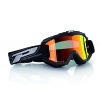 Progrip 3204 Mx Goggles Dark Side Multilayered Mirrored Orange