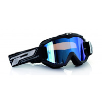 Progrip 3204 Mx Goggles Dark Side Multilayered Mirrored Blue