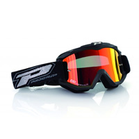 Progrip 3204 Mx Goggles Dark Side Multilayered Mirrored Red