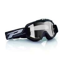 Progrip 3204 Mx Goggles Dark Side Multilayered Mirrored Silver