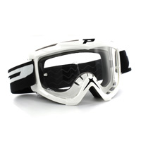 Progrip 3301 Mx Goggles Naswa Transparent White