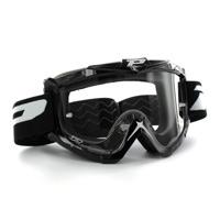 Progrip 3301 Mx Goggles Naswa Transparent Black