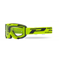 Progrip 3400 Mx Goggles Menace Transparent Green