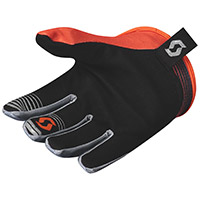 Gants Scott 250 Swap Gris Orange