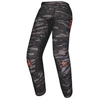 Pantaloni Scott 350 Dirt Nero Arancio