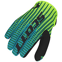 Guanti Scott 350 Fury Verde Giallo