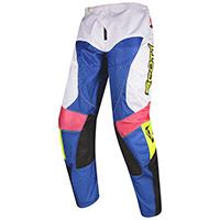 Pantaloni Scott 350 Race Evo Blu Bianco