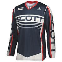 Maglia Scott 350 Race Blu Rosso