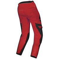Pantaloni Scott 350 Track Rosso