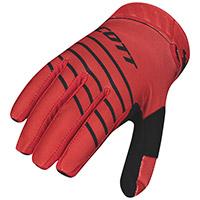Guanti Scott 450 Angled Rosso