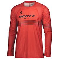 Scott 450 Angled Light Jersey Red
