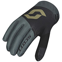 Guanti Scott 450 Podium Nero Oro