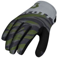 Guanti Scott 350 Dirt Junior Verde Bimbo