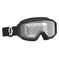 Scott Primal Goggle Black Lens Chrome Silver