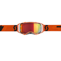 Scott Prospect Brille 2019 Orange Schwarz - 3