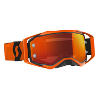Scott Prospect Brille 2019 Orange Schwarz