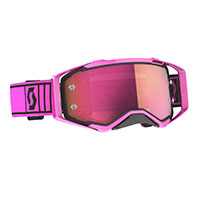 Scott Prospect Goggle Pink Lens Chrome Pink