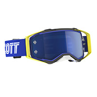 Scott Prospect Pro Circuit 30 Years Goggle Blue Yellow