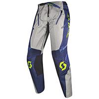 Pantaloni Scott X-plore Blu Grigio