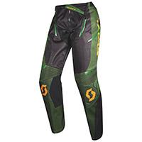 Pantaloni Scott X-plore Nero Verde