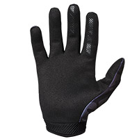 Guantes Seven Annex Skinned negro