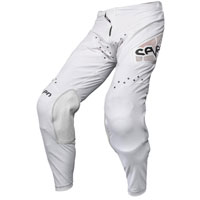 Pantalone Cross Seven New Zero Staple Bianco
