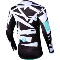 Seven Rival Trooper Jersey Black White