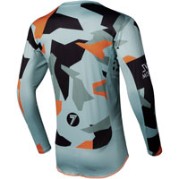 Seven Maglia Cross Rival Trooper Paste Camo