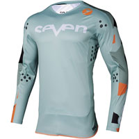 Seven Rival Trooper Jersey Paste Camo