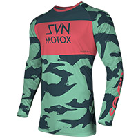 Camiseta Seven Vox Pursuit mint