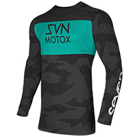Camiseta Seven Vox Pursuit negro