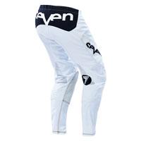 Pantalone Seven Zero Staple Bianco